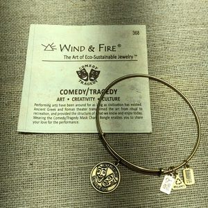 Wind and Fire bracelet.